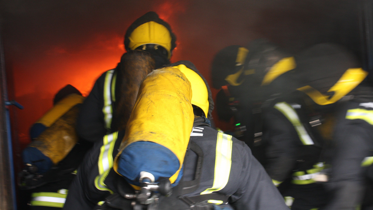 Home | International aviation fire training courses at