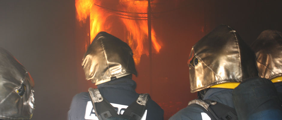 Compartment Firefighting (CFFT)