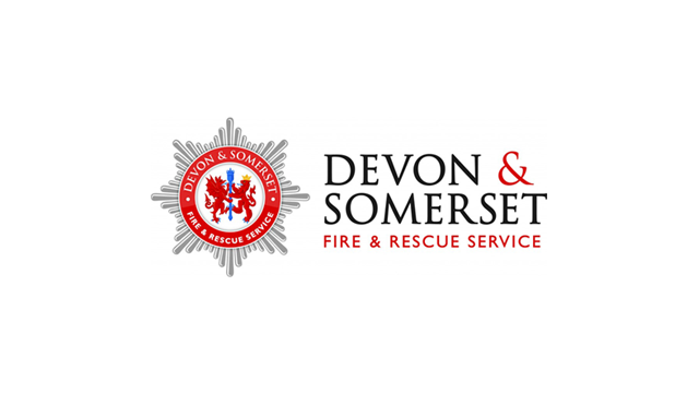 Devon and Somerset Fire service logo